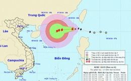 Miền Trung chuẩn bị ứng phó với bão số 6 ở mức cao nhất