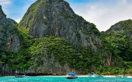 Chiêm ngưỡng thiên đường có thật trên đảo Phi Phi, Thái Lan