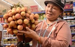 Vải thiều 'bao ngon' tới tay người dân Sài Gòn