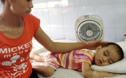 Giúp đỡ bé gái dân tộc có tiền mổ tim