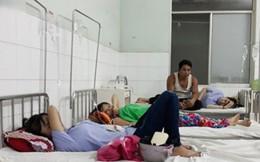 Gần 100 công nhân Công ty Pungkook nhập viện vì ngộ độc