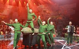 Tự Long hát chèo trong 'Giai điệu tự hào' tháng 5