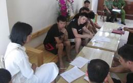 Nhóm người Trung Quốc sang Việt Nam thuê khách sạn để đánh bạc qua mạng