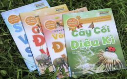 Bộ sách giúp trẻ năng động chỉ trong một tháng hè