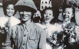 Hà Nội: Tái hiện lễ chào cờ lịch sử trong ngày Giải phóng Thủ đô