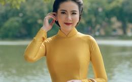 MC Mai Ngọc hóa thân thiếu nữ Hà Nội xưa chào mừng Quốc khánh