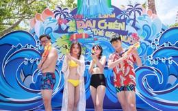 'Đại chiến thế giới nước' tại Vinpearl Land khuấy đảo mùa du lịch hè