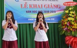 Trường Trung cấp Lê Thị Riêng khai giảng lớp dạy nghề nấu ăn và làm đẹp