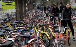 Xe đạp tràn ngõ ngách, Bắc Kinh ra lệnh cấm