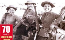 Người cán bộ phụ nữ quả cảm trong kháng chiến chống Mỹ