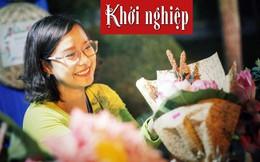 Tạo dựng thương hiệu hoa giấy Handy House từ 500.000 đồng vét túi