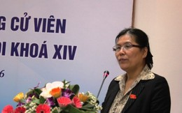 'Tiếp sức' nữ ứng cử viên đại biểu Quốc hội