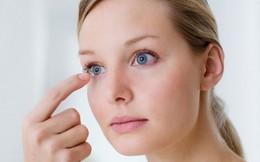 6 sai lầm nghiêm trọng ai cũng mắc khi đeo kính áp tròng