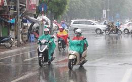 Bắc Bộ đón mưa lớn, chấm dứt nắng nóng, Trung Bộ vẫn nắng nóng gay gắt