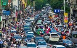 Rút quy định 'gắn mào', Bộ GTVT đề xuất dán phù hiệu lên taxi công nghệ