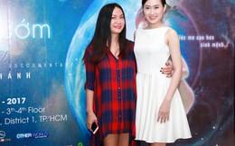 Á khôi Miss Photo Trần Đình Thạch Thảo chúc mừng Kim Khánh ra phim mới