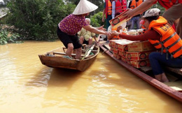 Hỗ trợ 165 tỉ đồng cho 8 tỉnh bị thiệt hại mưa lũ