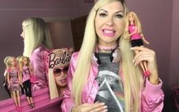 Người phụ nữ trải qua 105 lần phẫu thuật thẩm mỹ để thành búp bê Barbie