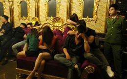 Có cán bộ ngân hàng, kiểm lâm và giáo viên trong 'bữa tiệc ma túy' ở Hương Khê