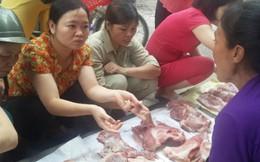 Rớt giá thịt lợn: Xử lý nghiêm doanh nghiệp vi phạm lĩnh vực giá