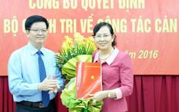 Bà Lê Thị Thủy làm Phó Chủ nhiệm UB kiểm tra TƯ