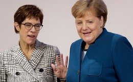 Tân chủ tịch đảng cầm quyền của Đức không muốn bị coi là 'tiểu Merkel'