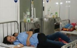 Bến Tre: 50 công nhân nhập viện nghi bị ngộ độc thực phẩm