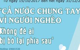 Phó Thủ tướng Vương Đình Huệ chủ trì cuộc làm việc về ủng hộ người nghèo