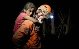 Núi lửa phun trào tại Guatemala: 3 trẻ em thiệt mạng