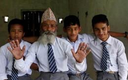 Học sinh cao tuổi nhất dãy Himalaya