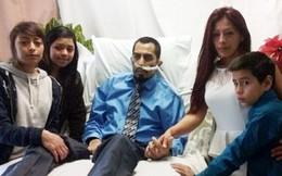 36 tiếng trước lúc qua đời, bệnh nhân ung thư kịp làm đám cưới