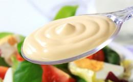 Bé thích mê mayonnaise kiểu Nhật mẹ làm