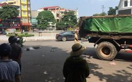 Vĩnh Phúc: 2 nữ sinh thương vong sau va chạm với xe tải