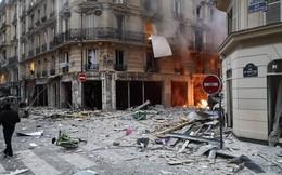 Hé lộ nguyên nhân vụ nổ cực lớn ở Paris làm 2 người chết