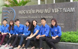 Học viện phụ nữ Việt Nam gia hạn nhận hồ sơ tuyển dụng