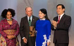 Bộ Y tế được trao giải thưởng quốc tế về phòng chống tác hại thuốc lá