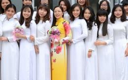 Công đoàn Giáo dục TPHCM phát động nữ viên chức, nữ sinh mặc áo dài