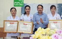 3 nữ điều dưỡng hiến máu cứu sản phụ qua cơn nguy kịch