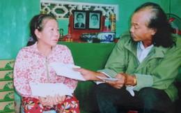 Thầy thuốc gom tiền lẻ giúp người nghèo