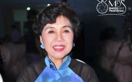 TS Thẩm Hoàng Điệp hồi hộp khi làm Trưởng BGK Miss Photo 2017