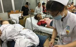 Nhiều nữ nạn nhân trẻ bị chấn thương nặng trong vụ tai nạn kinh hoàng ở Long An