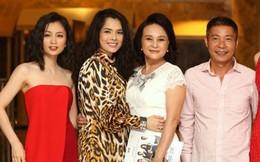Nghệ sĩ Hoàng Cúc trở lại màn ảnh với bộ phim 'Hoa hồng trên ngực trái'