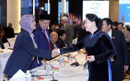 Nghị viện đóng vai trò tích cực xây dựng môi trường hòa bình