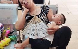 Hà Nội: Nắng nóng khiến số trẻ nhập viện tăng 5-15%