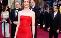Những chiếc váy thảm đỏ siêu sang, siêu đắt