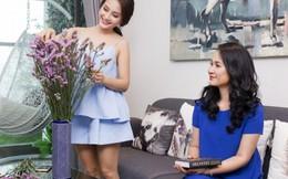 Lan Hương và Bảo Thanh cùng chuộng gu thời trang thanh lịch
