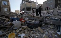 Ít nhất 150 người thiệt mạng trong động đất kinh hoàng ở Iran