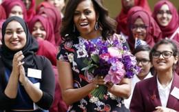 Bà Michelle Obama không muốn thành chính trị gia sau khi rời Nhà Trắng