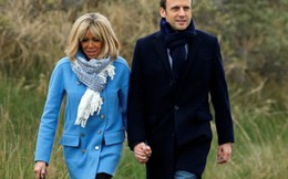 """Những điều """"bí ẩn"""" về Đệ nhất phu nhân nước Pháp"""