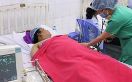 Cứu sống bà bầu bị tiền sản giật nặng và suy thai cấp